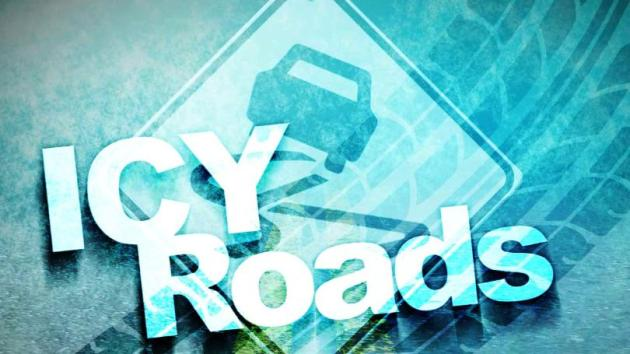 Icy Roads Possible