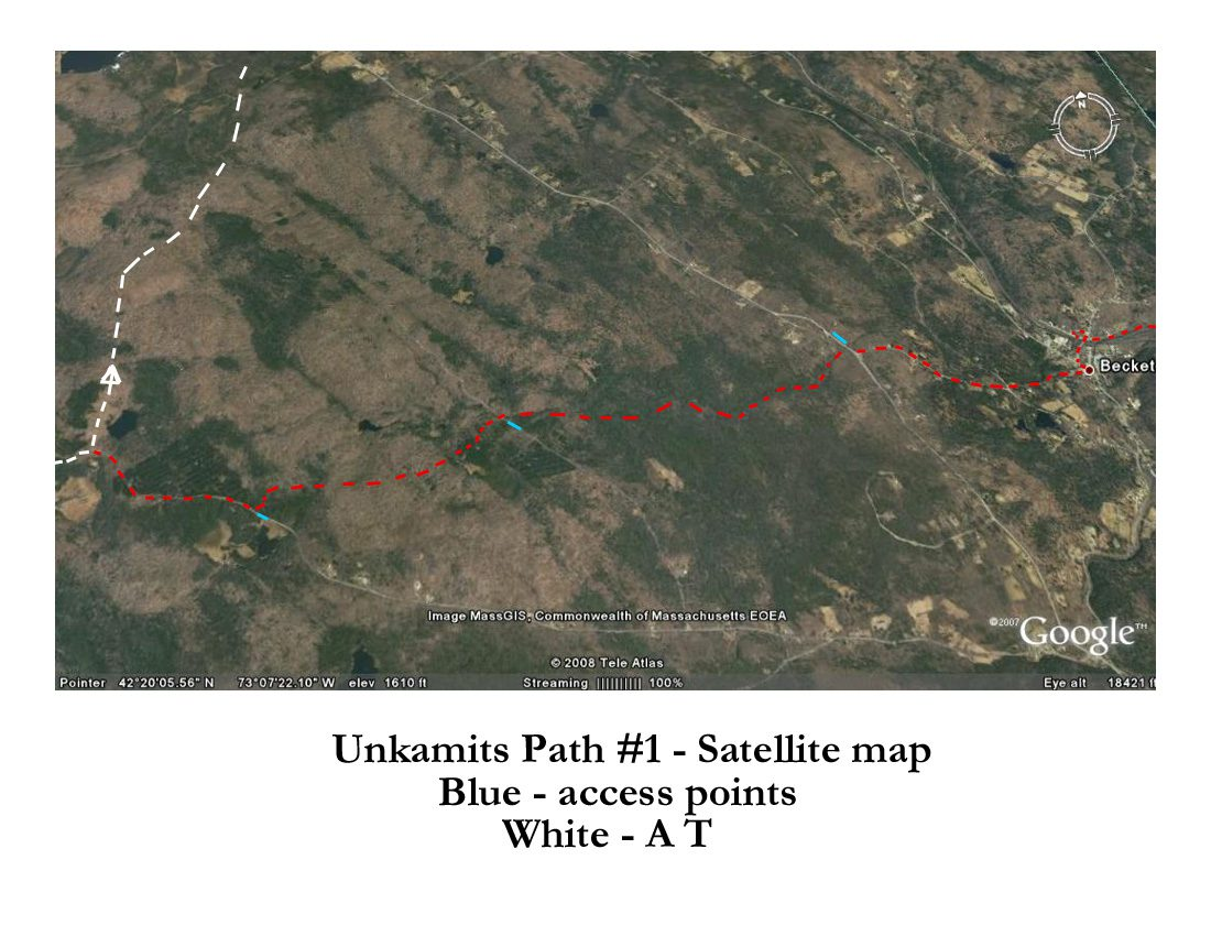 UP #1 - Satellite