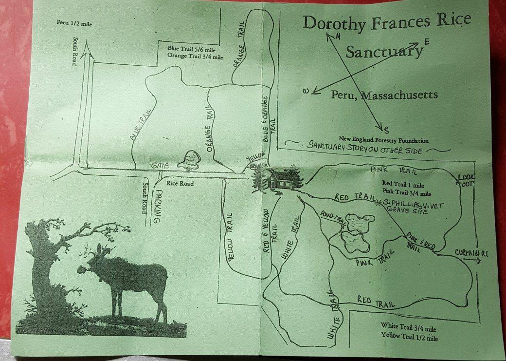 Peru Dorothy Frances Rice Sanctuary