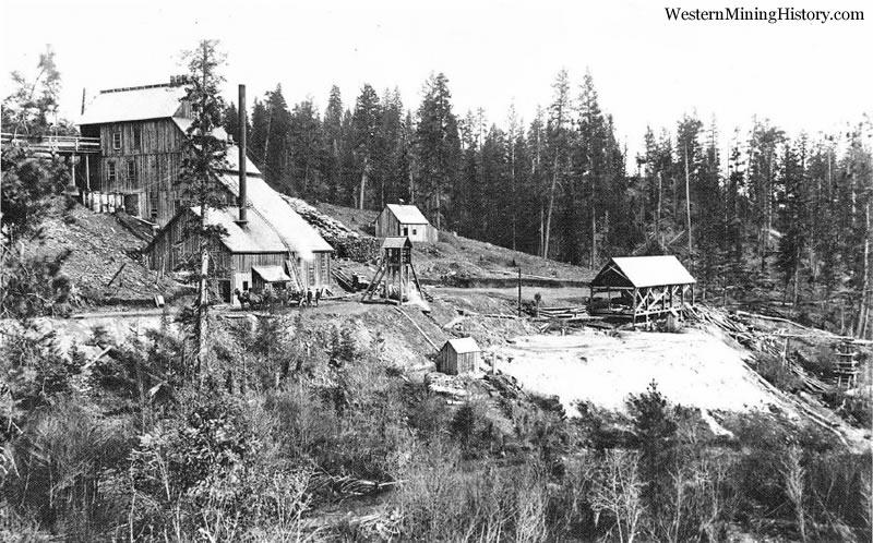 Sanger Mine Oregon