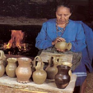 Oconaluftee Indian Village