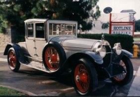 wheels through time car