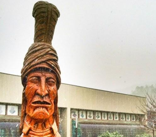 Cherokee Indian Museum
