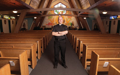St Joseph Parish Welcomes New Pastor To Williams