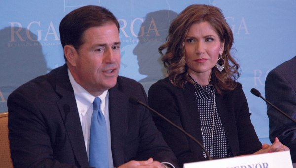 Ducey claims record, not negative ads, led to winning a ...