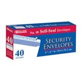 ENVELOPES #10 PEEL & SEAL SECURITY