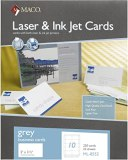 BUSINESS CARD GRAY