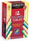 COLOR CHALK BOX/12