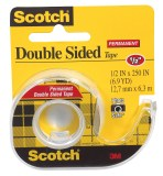 DOUBLE SIDED TAPE 1/2 X 250