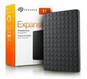 SEAGATE 2.5″ EXTERNAL HDD 1TB