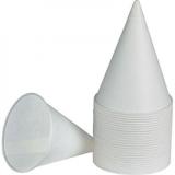 PAPER CONES CUPS 4.5 OZ