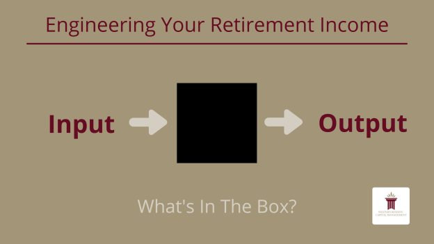 Engineering Your Retirement Income