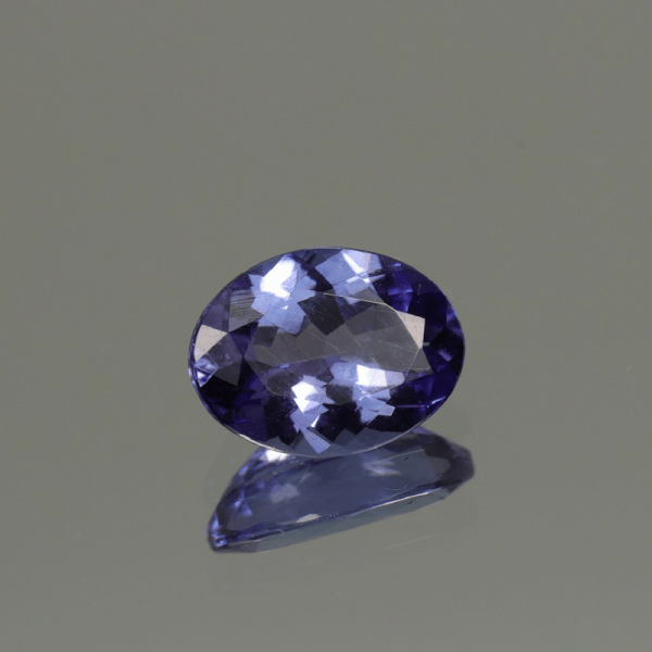 purple tanzanite