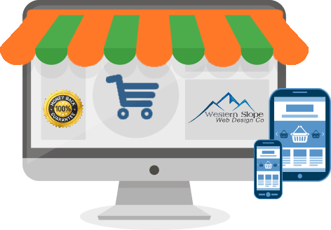 Western Slope Web Design Co Shop
