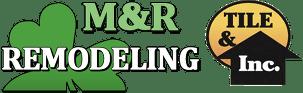 M&R Tile Logo