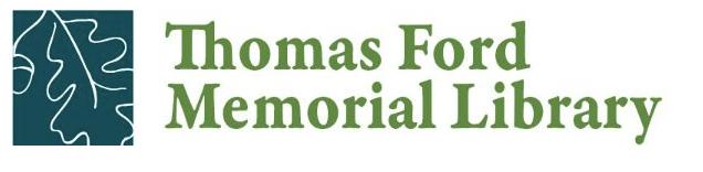 Thomas Ford Memorial Library Logo