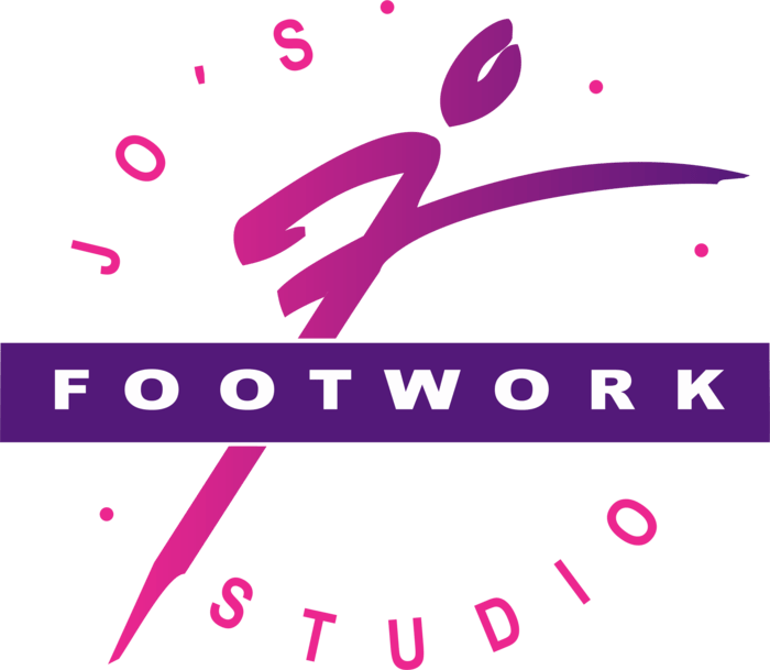 Jo's Footwork studio logo