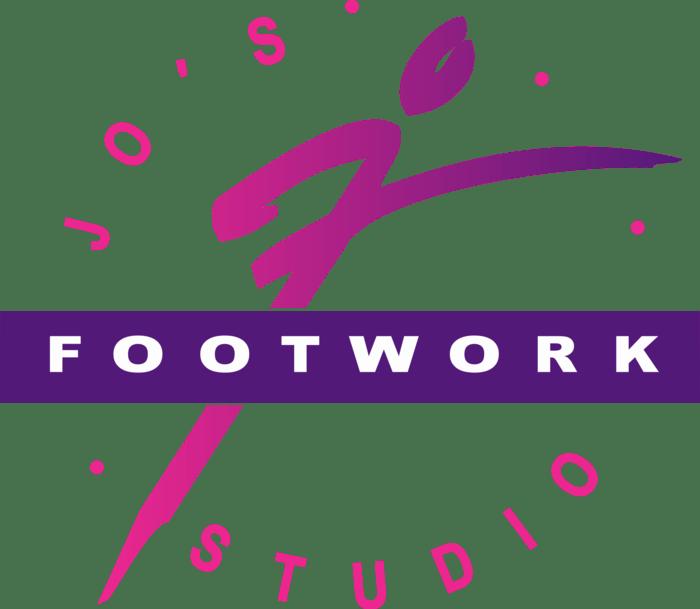 Jo's Footwork studio logo