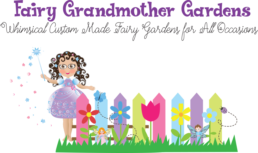 Fairy Grandmother Gardens logo