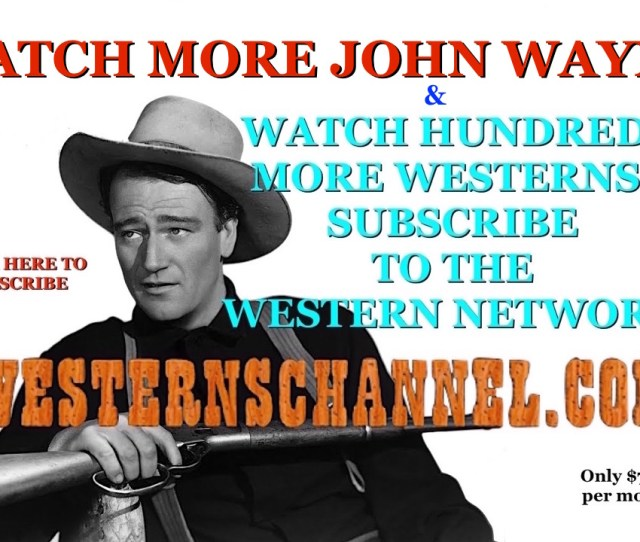 The Comancheros 1961 Western Movie John Wayne