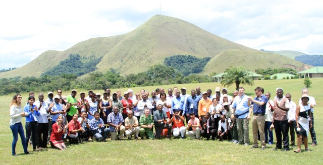 Global Wildlife Program Meeting, La Lope National Park, Gabon