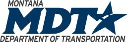 Logo Montana Department of Transportation