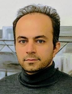 Headshot of Ali Rahim-Talegani