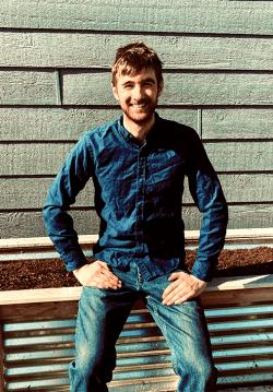 outdoor portrait of Alex Musar