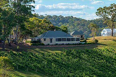 DryRidge Estate Megalong Valley Blue Mountains NSW