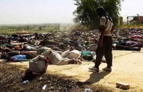 genocide op yezidi volk