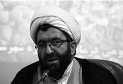 Vrijdaggebed leider Abbas Ramazanipour