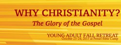Young Adult Fall Retreat 2015