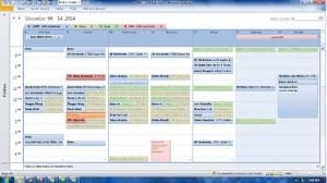 Pet Sitter Schedule