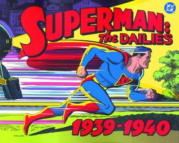 Resultado de imagen de superman comic 1940