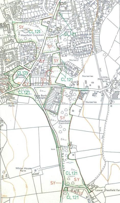 Common Land Map - crop