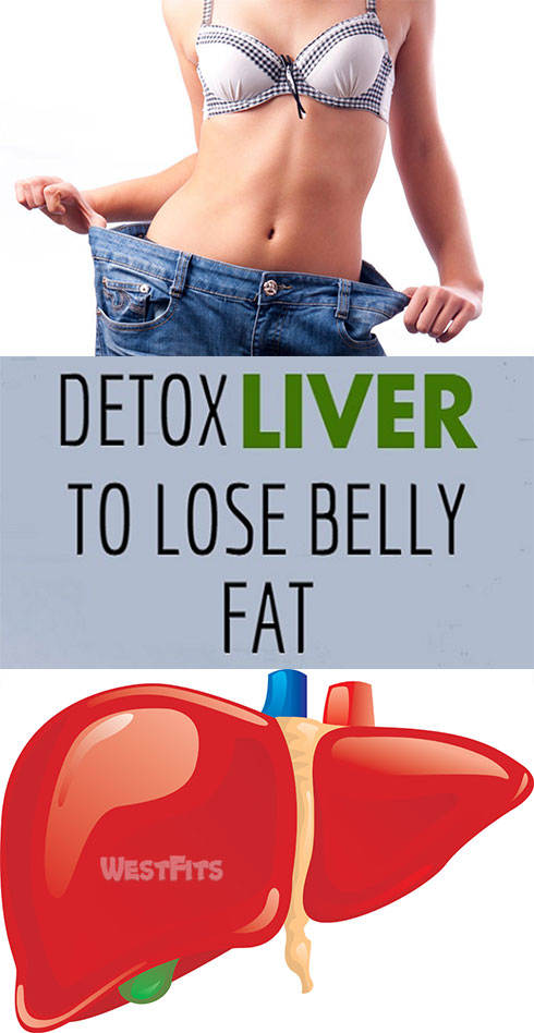 Detox Your Liver to Lose Belly Fat Naturally