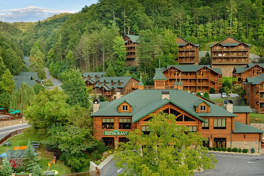 Mountains Smoky Wilderness Resort