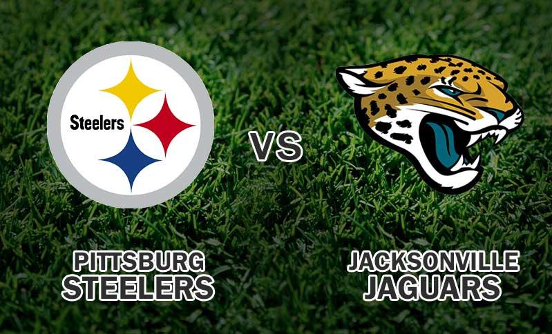 Image result for steelers vs jaguars