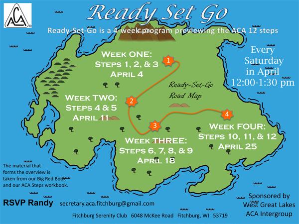 Ready Set Go - April 2015