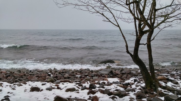 The North Shore of Lake Superior