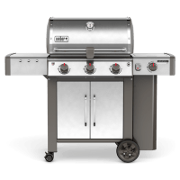 GenII S335 SS LP Grill