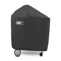 Weber Performer Kettle Grill Cover
