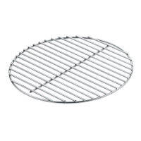 Weber Charcoal Grate, 22.5-In