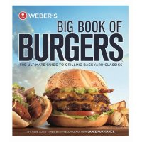 Weber Big Book of Burgers Cook Book