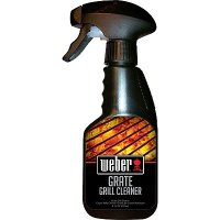 Weber BBQ Grill Grate Cleaner, 8-oz Spray
