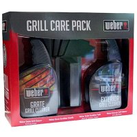 Weber Grill Care Kit, 4-Pc