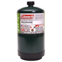 16oz Propane Camp Cylinder