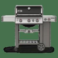 GenII E330 BLK LP Grill