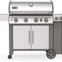 GenII S435 SS LP Grill