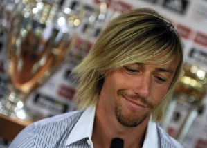 Guti Joins West Ham Training Camp